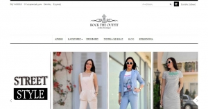 Online store rocktheoutfit.gr